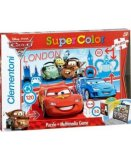 PUZZLE DISNEY CARS 2 2 X 20 PIECES - CLEMENTONI - 24719