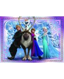 PUZZLE DISNEY FROZEN - LA REINE DES NEIGES 45 PIECES - NATHAN - 86522