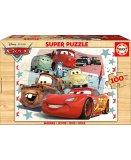 PUZZLE EN BOIS CARS DISNEY 100 PIECES - EDUCA - 16800