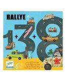 RALLYE - JEU DE CALCUL ET DE STRATEGIE - DJECO - DJ08461