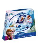 SET DE TAMPONS REINE DES NEIGES - TOTUM - 680029 - KIT CREATIF