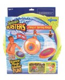 SPLASH BLASTERS - DISQUES VOLANTS & BALLE - JEU DE PISCINE PLEIN AIR