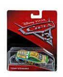 VEHICULE CARS 3 - TOMMY HIGHBANKS - VOITURE MINIATURE - MATTEL - DXV61