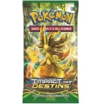 BOOSTER POKEMON XY10 IMPACT DES DESTINS - ASMODEE - CARTES A COLLECTIONNER