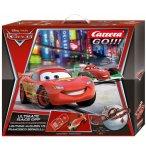 CARRERA GO - CIRCUIT DISNEY CARS ULTIMATE RACE OFF - VOITURE - 62294
