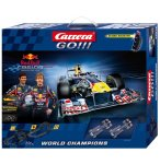CARRERA GO - CIRCUIT F1 RED BULL WORLD CHAMPIONS - VOITURE - 62278