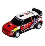 CARRERA GO - VOITURE MINI COUNTRYMAN WRC No 37 RMC 2012 - 61239