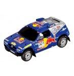CARRERA GO - VOITURE VW RACE TOUAREG RALLY DAKAR 09 - 61169