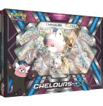 COFFRET CHELOURS GX - CARTE A COLLECTIONNER POKEMON - EDITION SPECIALE