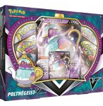 COFFRET POLTHEGEIST V 170 PV - CARTE A COLLECTIONNER POKEMON - EDITION SPECIALE