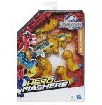 FIGURINE HERO MASHERS JURASSIC WORLD ANKYLOSAURUS - DINOSAURE - HASBRO DINO - B2161