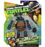 FIGURINE SLASH 12 CM + ACCESSOIRES - LES TORTUES MUTANTS - TMNT - TURTLES