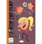 JEU DE CARTES TIP TOP CLAP - DJECO - DJ05120 - JEU DE MEMOIRE