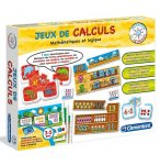 JEUX DE CALCULS 3-5 ANS - JEU EDUCATIF CLEMENTONI ADN - 62555