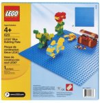 LEGO BASIC 620 PLAQUE DE BASE BLEUE