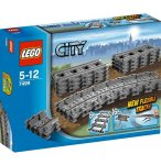 LEGO CITY 7499 RAILS FLEXIBLES