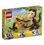 LEGO CREATOR 31019 LES ANIMAUX DE LA FORET