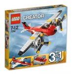 LEGO CREATOR 7292 L'AVION A DOUBLE HELICES