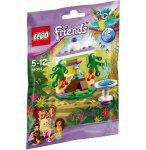 LEGO FRIENDS 41044 LE PERROQUET ET SA FONTAINE