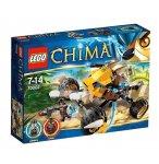 LEGO LEGENDS OF CHIMA 70002 LE MONSTER TRUCK DE LENNOX