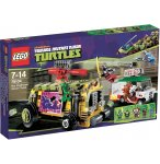 LEGO NINJA TURTLES 79104 LA COURSE POURSUITE EN SHELLRAISER