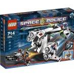 LEGO SPACE POLICE 5983 LE VAISSEAU SECRET DE LA POLICE DE L'ESPACE