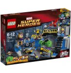 LEGO SUPER HEROES 76018 LA DESTRUCTION DU LABO