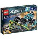 LEGO ULTRA AGENTS 70169 LA PATROUILLE DES AGENTS