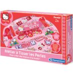 METIER A TISSER LES PERLES HELLO KITTY - CLEMENTONI - 62106