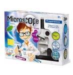 MICROSCOPE 15 EXPERIENCES - BUKI SCIENCE - KT007