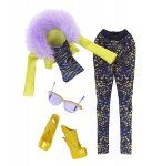 MONSTER HIGH HABIT CLAWDEEN WOLF - UNIFORME - ACCESSOIRE POUPEE - MATTEL - X3663