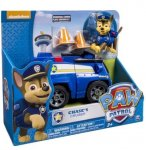 PAT PATROUILLE CHASE AVEC SON FOURGON DE POLICE - FIGURINE CHIEN - PAW PATROL - SPIN MASTER - 20064341