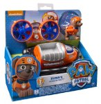 PAT PATROUILLE ZUMA AVEC SON HOVERCRAFT - FIGURINE CHIEN - PAW PATROL - SPIN MASTER