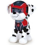 PELUCHE CHIEN MARCUS 34 CM - PAT' PATROUILLE MISSION - SPIN MASTER - PELUCHE LICENCE - 7652A