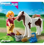 PLAYMOBIL COUNTRY 5291 SPECIAL PLUS ENFANT AVEC PONEY
