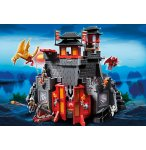 PLAYMOBIL DRAGONS 5479 FORTERESSE IMPERIALE DU DRAGON