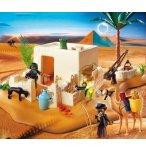 PLAYMOBIL EGYPTIENS 4246 PILLEURSET CACHETTE