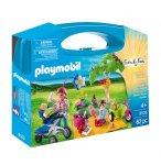 PLAYMOBIL FAMILY FUN 9103 VALISETTE PIQUE-NIQUE EN FAMILLE