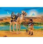 PLAYMOBIL HISTORY 5389 COMBATTANT EGYPTIEN AVEC DROMADAIRE