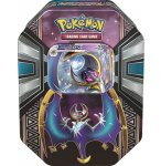 POKEBOX LUNALA GX - CARTE A COLLECTIONNER POKEMON - BOITE METAL VIOLETTE