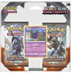 POKEMON COSMOG - COFFRET DUO PACK SOLEIL ET LUNE OMBRES ARDENTES - CARTE A COLLECTIONNER - ASMODEE