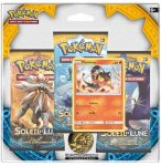 POKEMON SOLEIL ET LUNE - COFFRET TRI PACK FLAMIAOU - CARTE A COLLECTIONNER - ASMODEE