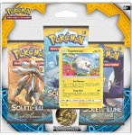 POKEMON SOLEIL ET LUNE - COFFRET TRI PACK TOGEDEMARU - CARTE A COLLECTIONNER - ASMODEE