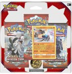 POKEMON SOLEIL ET LUNE : INVASION CARMIN - COFFRET TRI PACK LUCARIO - CARTE A COLLECTIONNER - ASMODEE