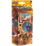 POKEMON X et Y ETINCELLES DECK TONNERRE BRILLANT - STARTER - ASMODEE - CARTES A COLLECTIONNER