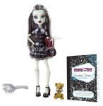 POUPEE MONSTER HIGH DRACULAURA ET SON ANIMAL - MATTEL - BBC71