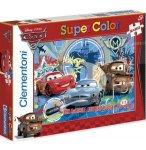 PUZZLE DISNEY CARS 2 2 X 20 PIECES - CLEMENTONI - 24699