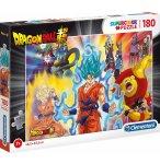 PUZZLE DRAGON BALL Z : SAN GOKU - SAN GOTEN - PICCOLO 180 PIECES - CLEMENTONI - 29761