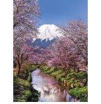 PUZZLE JAPON MONT FUJI 1000 PIECES - COLLECTION MONTAGNE - CLEMENTONI - 39418