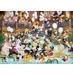 PUZZLE MICKEY 90 EME ANNIVERSAIRE 1000 PIECES - COLLECTION DISNEY - CLEMENTONI - 39472